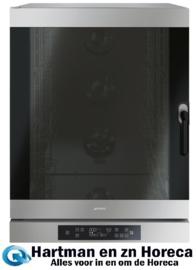 ALFA1035EH - Professionele convectie oven met touchscreen bediening 10 niveaus 600x400 mm SMEG