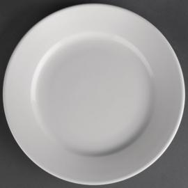 CC206 - Borden met brede rand 16,5cm. Prijs per 12 stuks