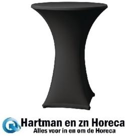 H020 - Tafelrok Samba zwart