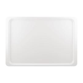 DR857 - Roltex Classic dienblad wit 53 x 37 cm