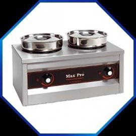 921452 - FOODWARMER Max Pro Met twee potten