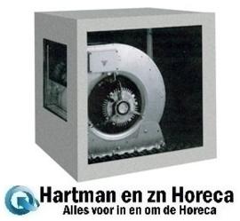 CA7/7/14 - Centrifugale ventilator met omkasting 1000 m3/U DIAMOND