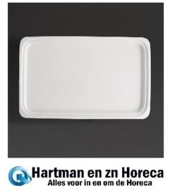 CD714 - Olympia Whiteware GN1/1 schaal 3cm diep