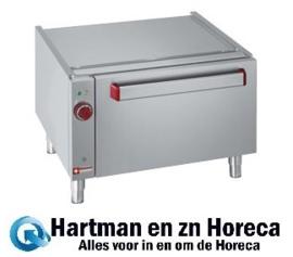E7/FB8 - Onderstel met elektrische oven GN 2/1 DIAMOND