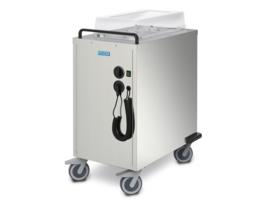 0162994 - Universele serviesstapelaar USTUH/57-28 verwarmd met ventilator