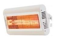 SOR215IP-W - Sorento IP Terrasverwarming Wit 1500 watt