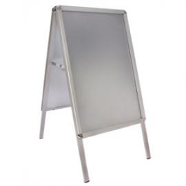 GG882 - Aluminium stoepbord A2 klapbord