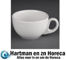 CC201 -Athena Hotelware cappuccinokopjes 22,8cl