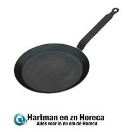 DL952 - De Buyer Crepes pan 20cm Ø