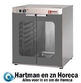 AMHF/346 - Rijstkast voor oven 2 deuren 8 niv DIAMOND