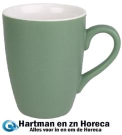 CS044 - Olympia Pastel mok groen 34 cl