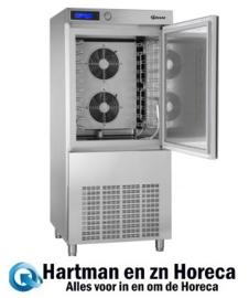 865780558 - Gram PROCESS KPS 42 SH shock-koeler/vriezer - 10 x 1/1 GN of Bakkersnorm GRAM