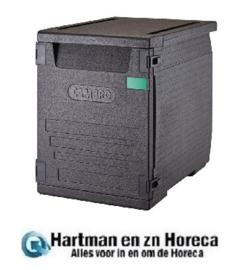 DW584 -Cambro Cam GoBox geïsoleerde voedselcontainer 126ltr met 9 rails