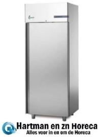 CLIMA900 - RVS koelkast voor het bewaren van gebak 900 Liter TOPCOLD