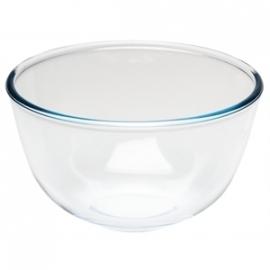 P582 - Glazen ovenschaal Pyrex kom 0.5ltr