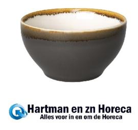 HC379 -Olympia Kiln schalen grijs 14cm - 6stuks