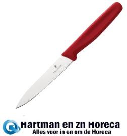 C983 - Victorinox schilmesje rood 10cm