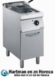 E17/F14A4-N - Elektrische friteuse 14 liter, op kast DIAMOND