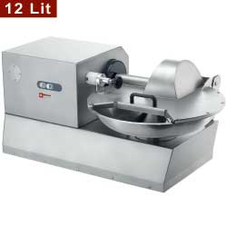 CUT-H12-(400/3) -  Horizontale cutter 12 liters DIAMOND