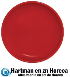CG352 - Olympia coupebord rood 20cm