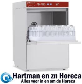 """DBS5/6 - Glazenspoelmachine mand 400 x 400 mm """"Full-Hygiene"""" DIAMOND"""