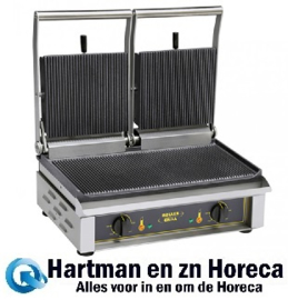 304062 - Contact Grill - Grillplaten - Roller Grill