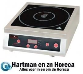 688060 - Inductiekookplaat 3500 watt  CaterChef