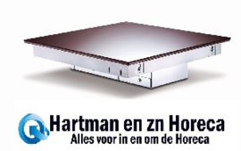 7.10.360.011-900 - Drop-in inductie warmhoudplaat RTCSmp 900 CULION