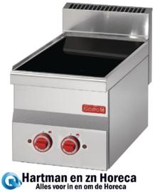 GN019 -Gastro M 600 keramische kookplaat 60/30PVE