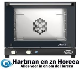596065 - LineMicro ANNA - Heteluchtoven - 4x 460x330 mm UNOX