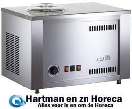 406003 - IJsmachine - Sorbetiere - Musso - Giardino - 10 liter