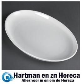 CC891 - Olympia Whiteware diepe ovale schalen
