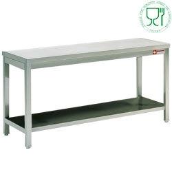 ST1TL661  - Werktafel met ondertablet 600 x 600 diep DIAMOND