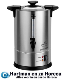 688190 - Waterkoker - RVS - 5 Liter - Caterchef