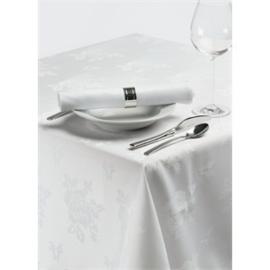 CE512 - Tafelkleden Wit 135 x 135 cm