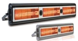 SOR245IPT-ZW -  Sorento IP Terrasverwarming Zwart 4500 watt