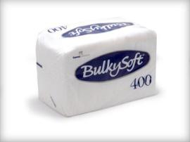 BULKYSOFT 1 LAAGS SYSTEEM SERVETTEN