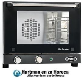 596060 - Unox LineMicro ROBERTA - Heteluchtoven - 3 x 342 x 242 mm