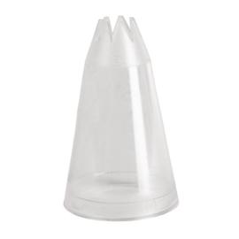 E326 -  Spuitmond gekarteld 4 mm