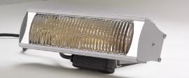 ALG513-ZL -  Tansun Algarve IP Terrasverwarming Zilver 1300 watt