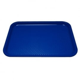 DP215 - Kristallon dienblad blauw 34,5x26,5cm