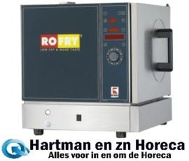 RF-330-FC - Ubert Rightloader elektrische rotatie friteuse Rofry ASC