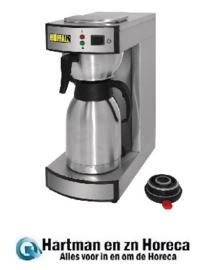 DN487 -Buffalo koffiezetapparaat 1,9L