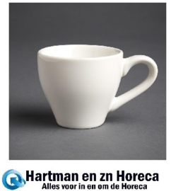 GK071 - Olympia espresso kop wit 10cl