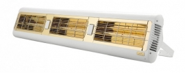 SOR245IPT-W -  Tansun Sorento IP Terrasverwarming Wit 4500 watt