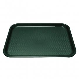 P511 - Dienblad polyprop35x45cm groen