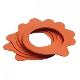GH389 - Weckpot rubber afdichting