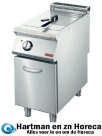 GN006 - Gastro-M elektrische friteuse VS70/40 FRE 10 liter