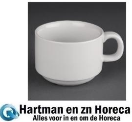 CC200 -  Athena Hotelware koffiekopjes 20cl