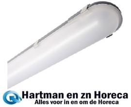 878LED42 - Led verlichtingsarmatuur voor hoge temperatuur + 65C - 42 Watt. voor horeca afzuigkappen